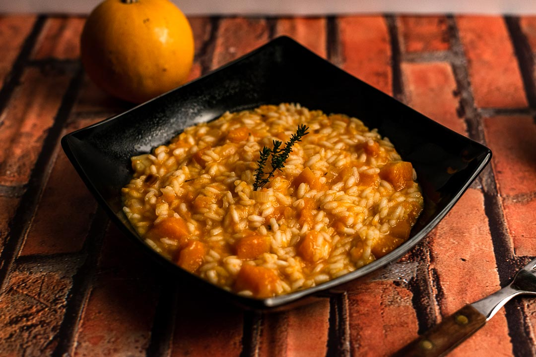 il nostro risotto