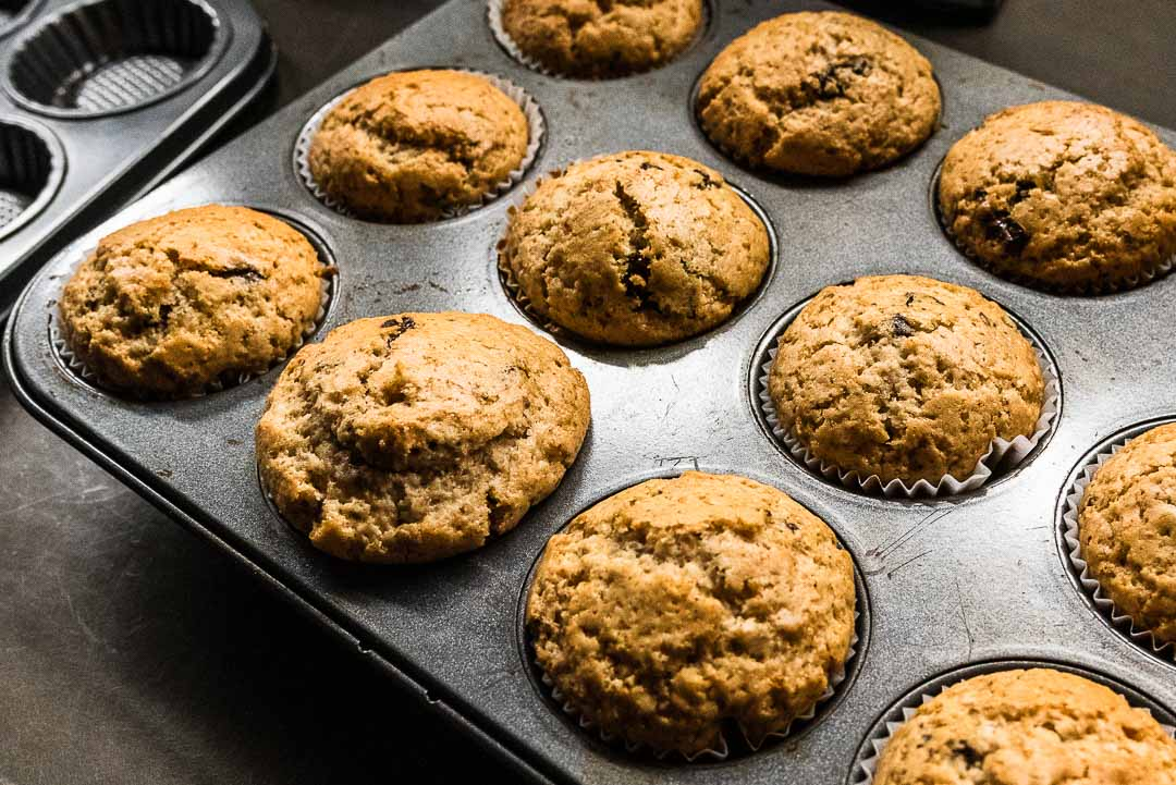 i muffin sfornati