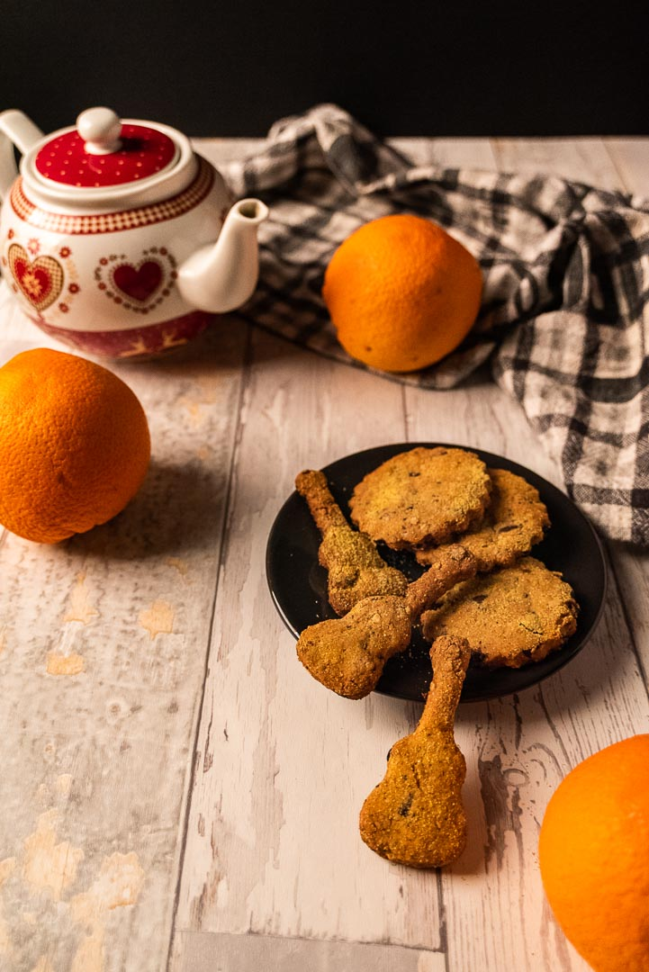 i nostri biscotti al mais