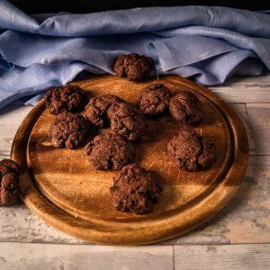 biscotti cioccolato e sale