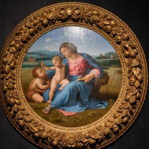 Madonna d'Alba - Raffaello