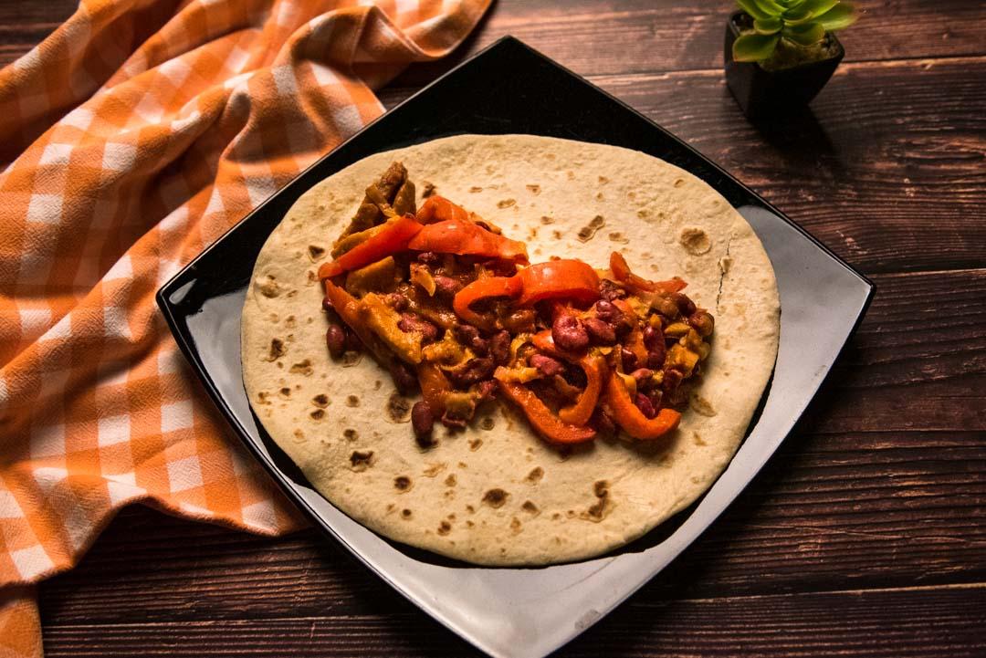 Chili senza carne